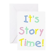 It's Story Time! Greeting Cards (Pk of 10)