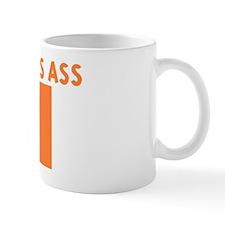 IRELAND KICKS ASS Mug