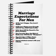 Marriage Expectations For Men Journal