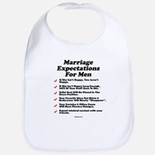 Marriage Expectations For Men Bib