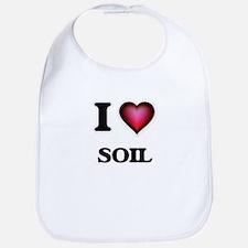 I love Soil Bib