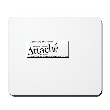 Attache Magazine Mousepad
