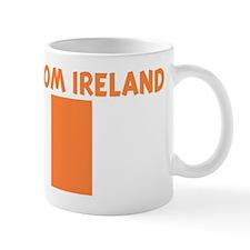 IMPORTED FROM IRELAND Mug