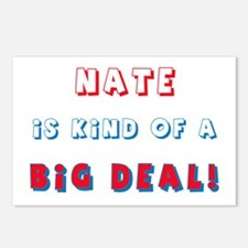 Nate Is Kind of a Big Deal  Postcards (Package of