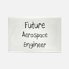 Future Aerospace Engineer Rectangle Magnet