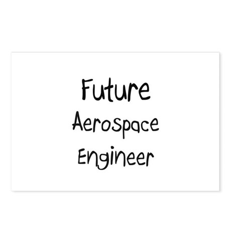 Future Aerospace Engineer Postcards (Package of 8)
