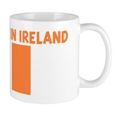 ID RATHER BE IN IRELAND Small Mugs