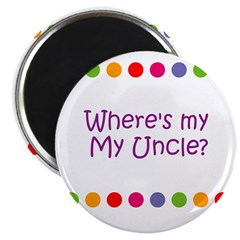 Where's my My Uncle? 2.25