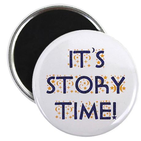 Story Time-Night Sky Magnet