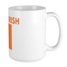 I WISH I WAS IRISH Mug