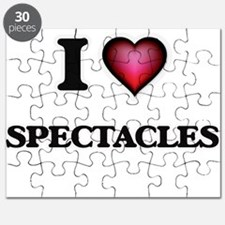 I love Spectacles Puzzle