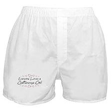 Chattanooga Girl Boxer Shorts