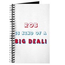 Rob Is Kind of a Big Deal Journal