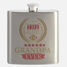 THE GREATEST GRANDPA EVER Flask
