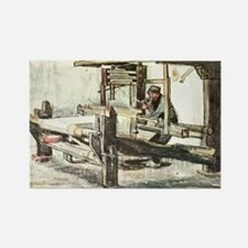Van Gogh The Weaver Magnets