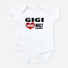 Gigi Loves Me Infant Bodysuit