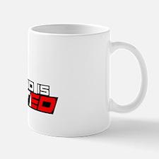 My Husband is Imported (Canada) Mug