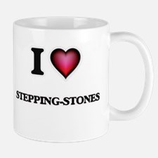 I love Stepping-Stones Mugs