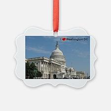 Us Capitol Ornament