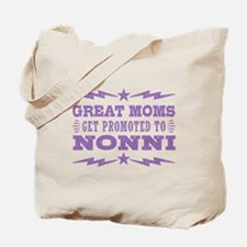 Funny Nonni Tote Bag
