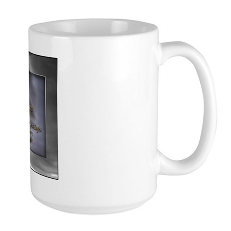 ISAIAH 40:31 Large Mug