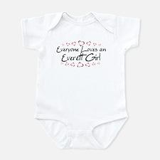 Everett Girl Infant Bodysuit