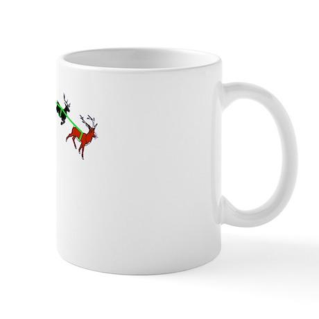 Santa Claus's Shuttle Mug