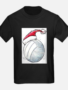 XmasVolleyball Women's Cap Sleeve T-Shirt
