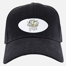 Lotus Yoga Baseball Hat