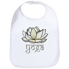 Lotus Yoga Bib