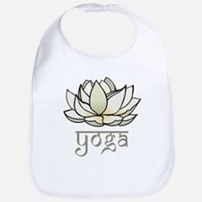 Lotus Yoga Bib