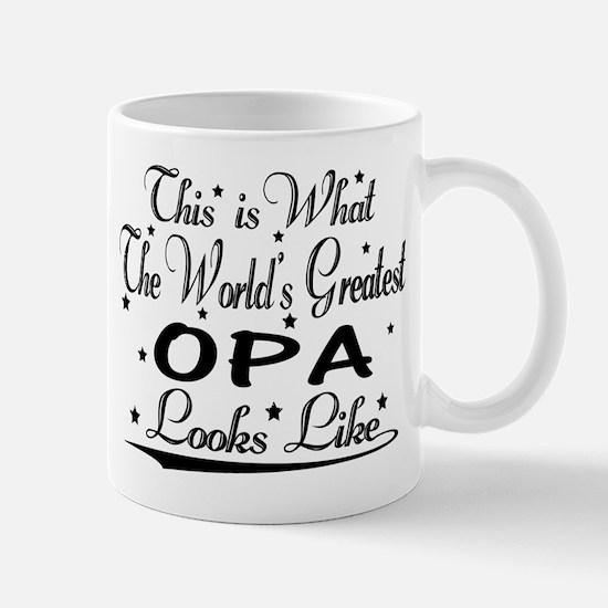 World's Greatest Opa... Mugs