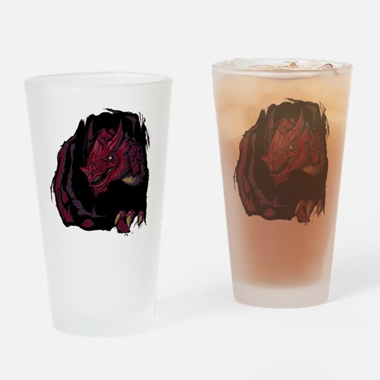 Unique Dungeons dragons Drinking Glass