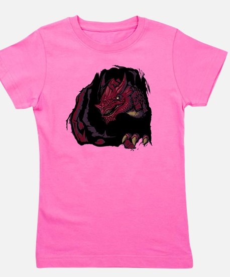 Unique Dungeons dragons Girl's Tee