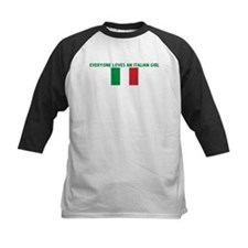 EVERYONE LOVES AN ITALIAN GIR Tee