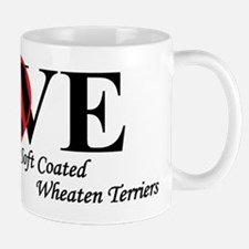 SOFT COATED WHEATEN TERRIER Mugs