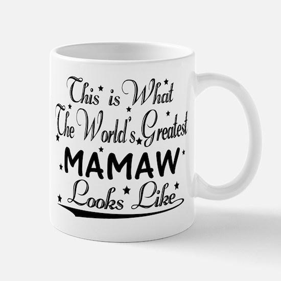 World's Greatest Mamaw... Mugs
