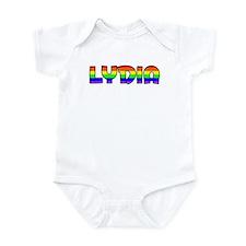Lydia Gay Pride (#004) Onesie