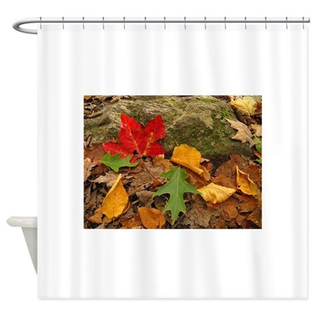 Fall Leaves Shower Curtain By ADMIN CP136665780