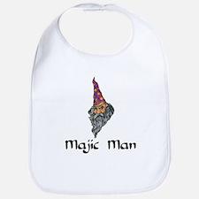 Majic Man Bib