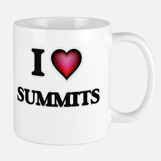 I love Summits Mugs