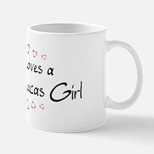 Cabo San Lucas Girl Mug