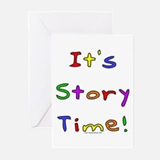 It's Story Time! 2 Greeting Cards (Pk of 10)