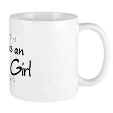 El Salvador Girl Mug