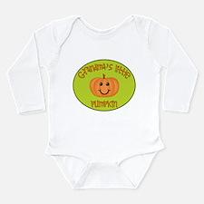 Grandma's Little Pumpkin Body Suit