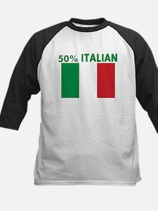 50 PERCENT ITALIAN Tee