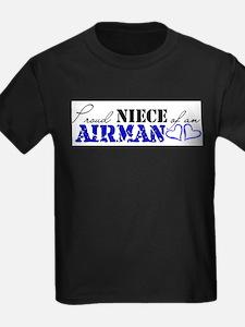 Proud Niece of an Airman T-Shirt