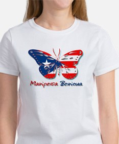 Puerto Rican Butterfly T-Shirt