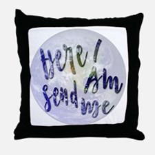 Unique Missionary Throw Pillow