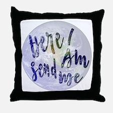 Cute Send Throw Pillow